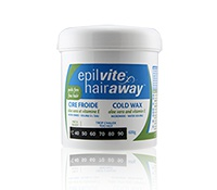 Hair Away Cold Wax Aloe Vera and Vitamin E